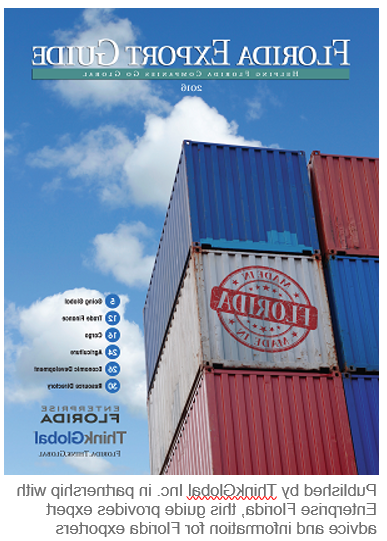 cover of Florida Export Guide